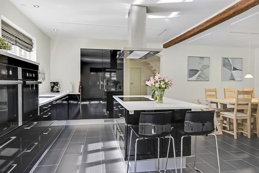 Villa på Nørregade i Vissenbjerg - Køkken