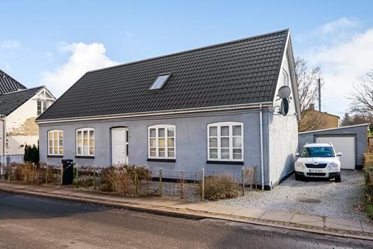 Villa på Bjelkevej i Tommerup - Ejendommen