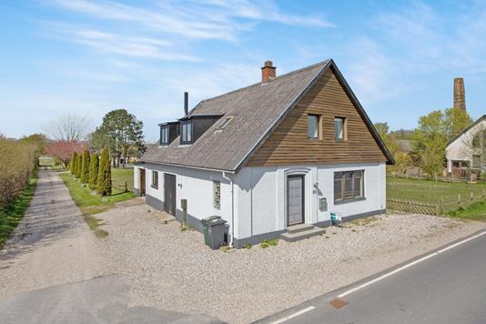 Villa på Fuglekildevej i Tommerup - Ejendommen