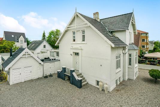 Villa på Enghavevej i Odense M - Ejendommen