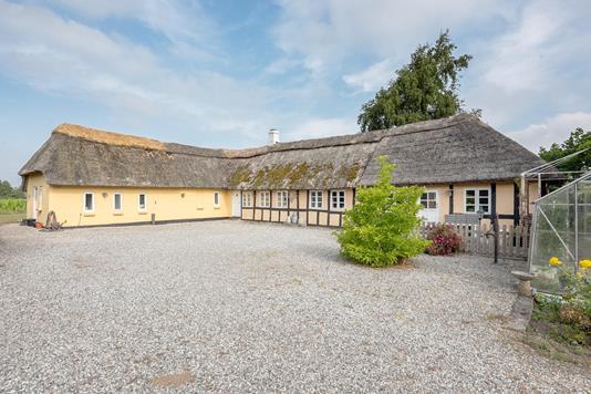 Villa på Kivsmosevej i Tommerup - Ejendommen