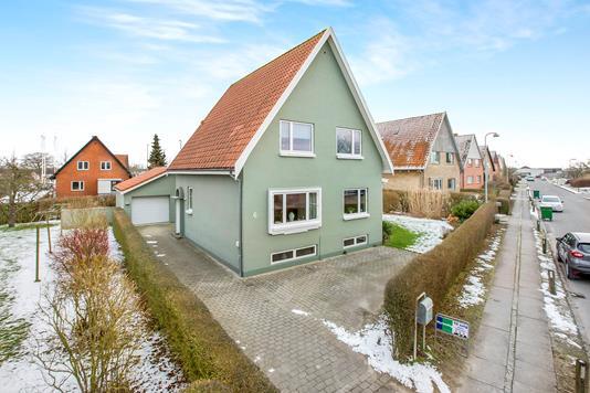 Villa på Egegårdsvej i Odense S - Ejendommen