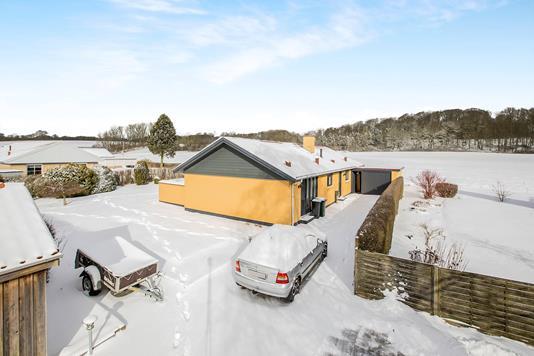 Villa på Solgårdsvej i Vissenbjerg - Ejendommen