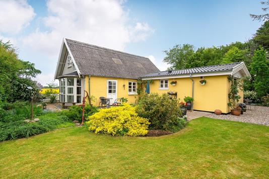 Villa på Gammel Højmevej i Odense SV - Ejendommen