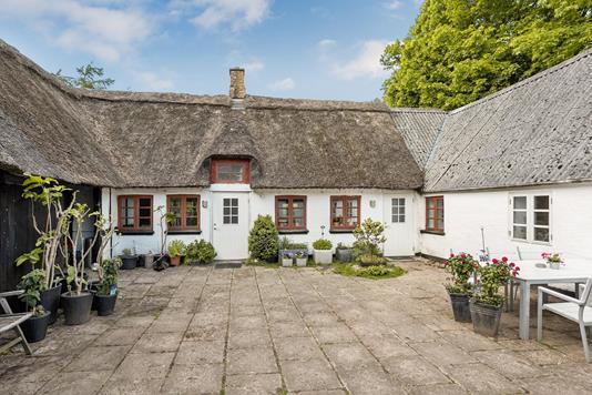 Villa på Kelsbjergvej i Odense S - Ejendommen