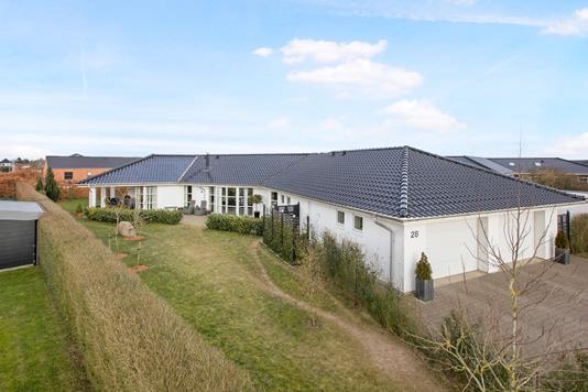 Villa på Lindeskovhaven i Odense S - Ejendommen