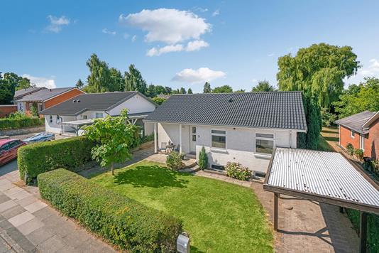 Villa på Kildebakken i Odense S - Ejendommen