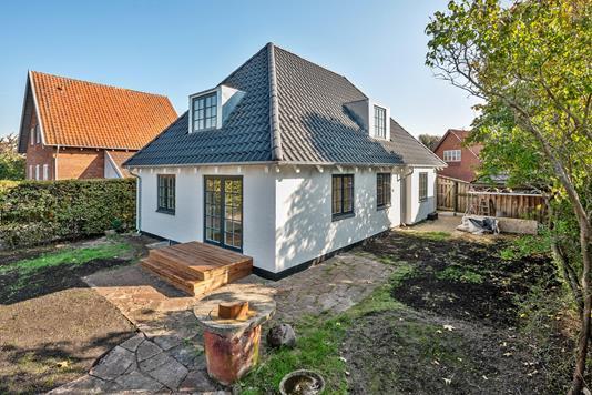 Villa på Lisesmindevej i Odense M - Ejendommen