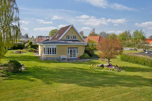 Villa på Brogårdsvej i Odense SV - Bag facade