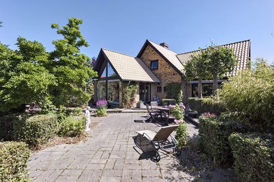 Villa på Idas Allé i Odense SV - Ejendommen