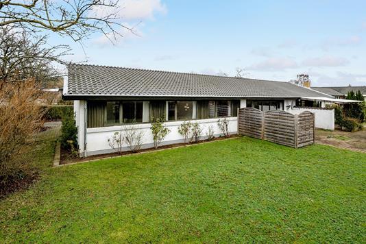 Villa på Mågebakken i Odense SV - Ejendommen
