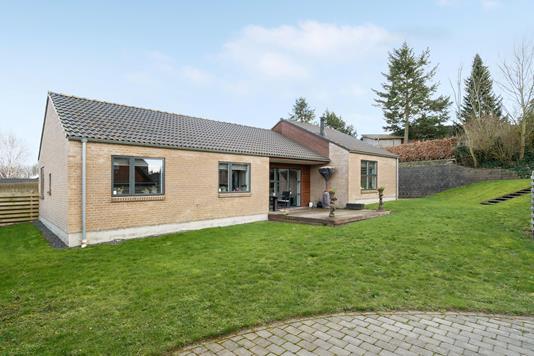 Villa på Svenstrupvej i Odense S - Ejendommen
