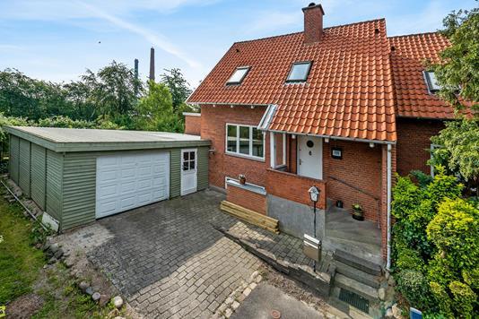 Rækkehus på Glamsbjergvænget i Odense M - Ejendommen