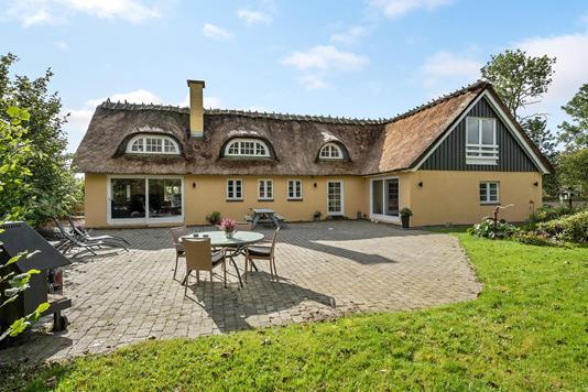 Villa på Brændekilde Væde Vej i Odense SV - Terrasse