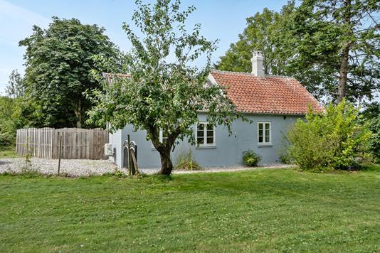 Villa på Grevenlundsvej i Odense SØ - Ejendommen