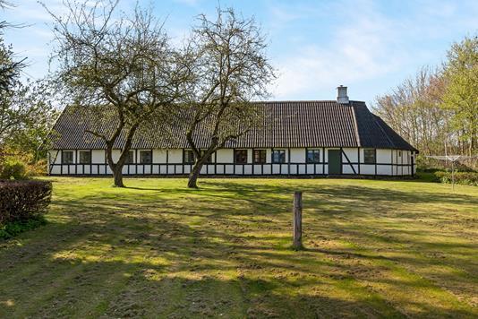 Landejendom på Norupvej i Otterup - Ejendommen