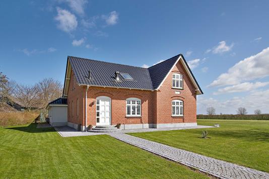 Villa på Stensbyvej i Skamby - Ejendommen