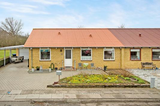 Villa på Horsebækvænget i Otterup - Ejendommen