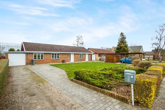 Villa på Svinget i Otterup - Ejendommen