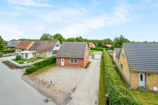 Villa på Møllevej i Otterup - Ejendommen