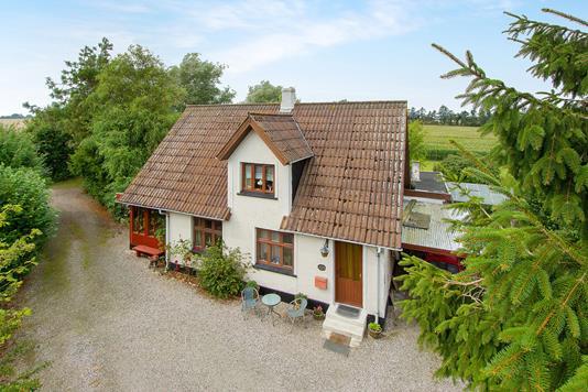 Villa på Kærvej i Otterup - Ejendommen
