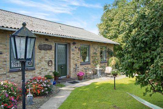 Villa på Daugstrupvej i Otterup - Ejendommen