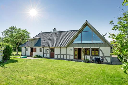 Villa på Gerskov Bygade i Otterup - Ejendommen