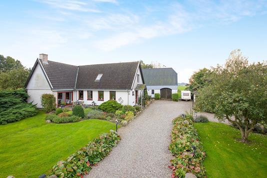 Villa på Uggerslevvej i Otterup - Ejendommen