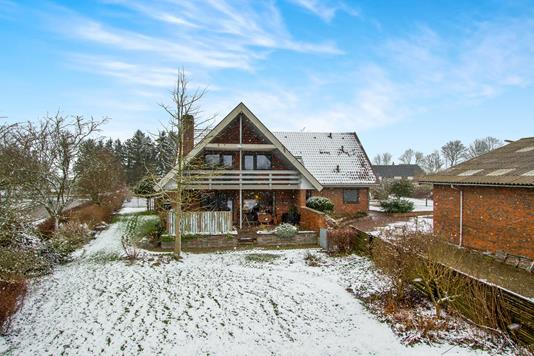 Villa på Ullerupvej i Skamby - Ejendommen