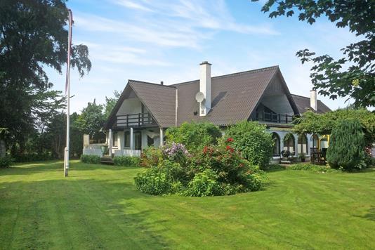 Villa på Kappendrup i Otterup - Ejendommen