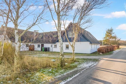 Villa på Halsvej i Bogense - Ejendommen