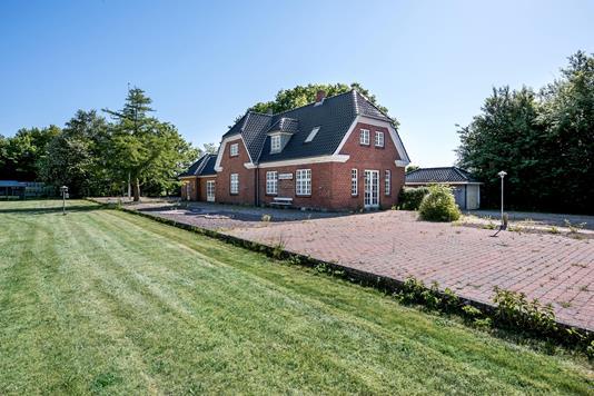Villa på Mosevej i Bogense - Ejendommen