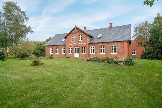 Villa på Bårdesøvej i Otterup - Ejendommen