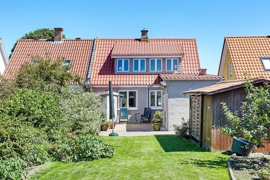 Villa på Assensvej i Faaborg - Have