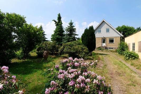 Villa på Bymarksvej i Faaborg - Ejendommen