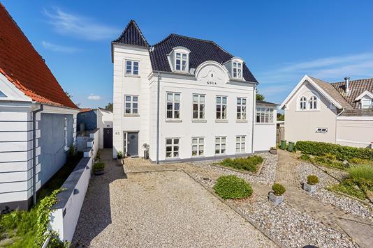 Villa på Svendborgvej i Faaborg - Mastefoto