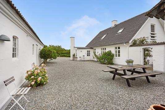 Villa på Skovgyden i Millinge - Ejendommen