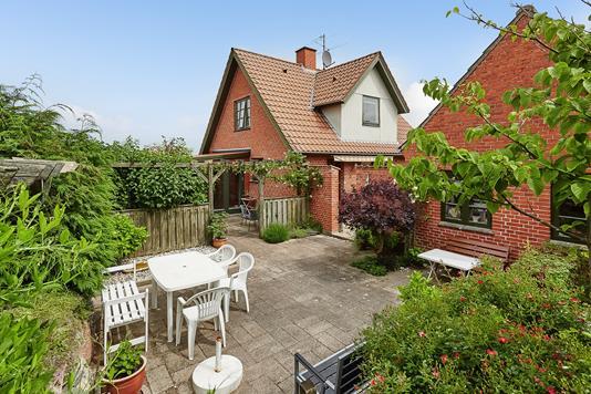 Villa på Gærupvej i Faaborg - Terrasse