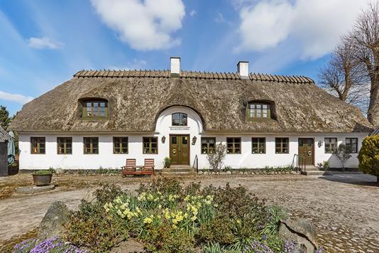 Villa på Fåborgvej i Vester Skerninge - Ejendommen