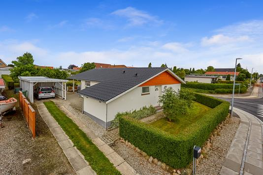 Villa på Rugagervej i Faaborg - Mastefoto