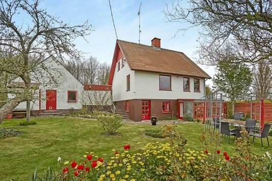 Villa på Svendborgvej i Faaborg - Ejendommen