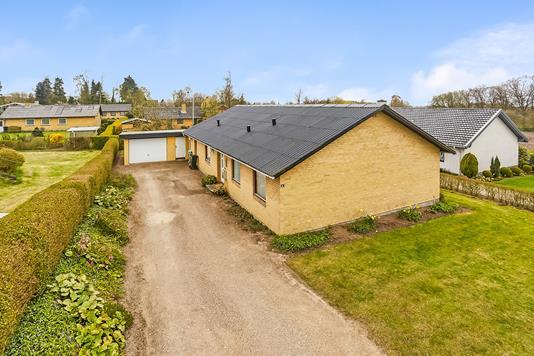 Villa på Bøgevænget i Faaborg - Mastefoto