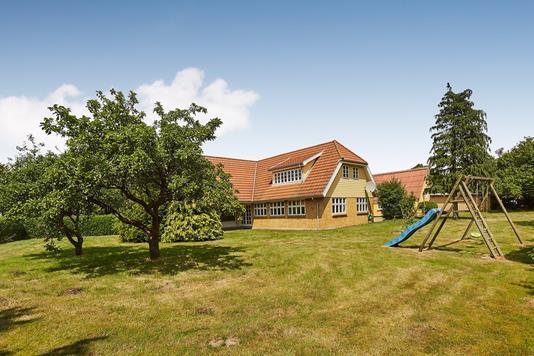 Villa på Assensvej i Millinge - Ejendommen