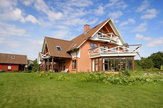 Villa på Møllehøj i Faaborg - Ejendommen