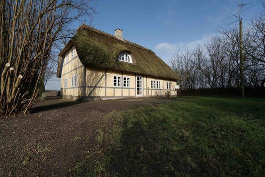 Villa på Grønderupvej i Faaborg - Stue