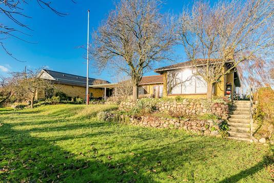 Villa på Hans Rasmussens Have i Faaborg - Udendørs