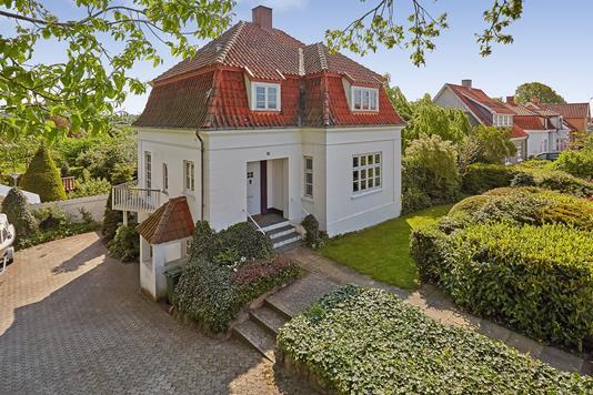Villa på Assensvej i Faaborg - Mastefoto