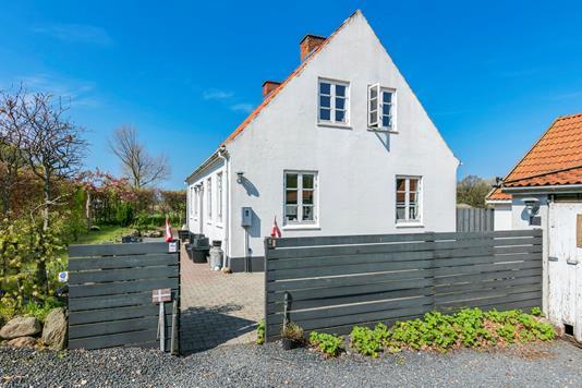 Villa på Nyborgvej i Faaborg - Ejendommen
