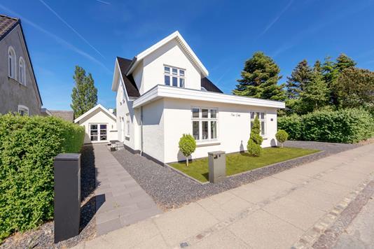Villa på Assensvej i Millinge - Facade