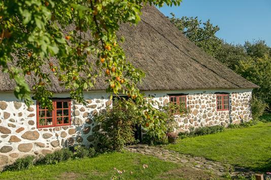 Villa på Mosetoften i Faaborg - Facade